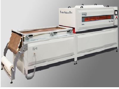 3) PVC Vacuum press Machine
