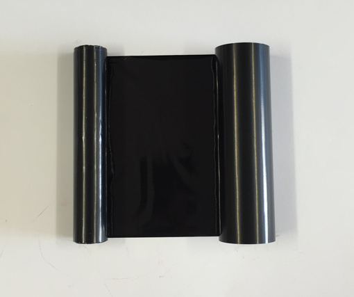 110mm x 74m B121 Black foil for Ribbon Writer Advance