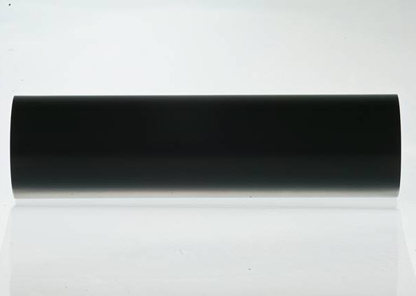 Water Resistant Transfer Foil - Black- 110mm x 50m