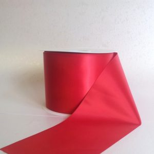 Bright Scarlet Fiesta Ribbon