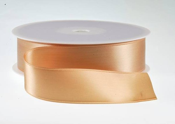 ( Col. 52 ) Bronze Double Faced Satin