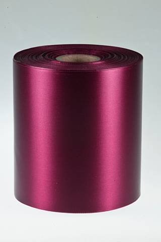 Claret Polyester Ribbon