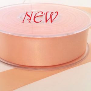 ( Col. 21 ) Deep Peach Double Faced Satin