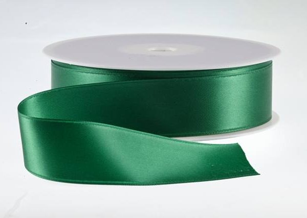 ( Col. 67 ) Emerald Double Faced Satin