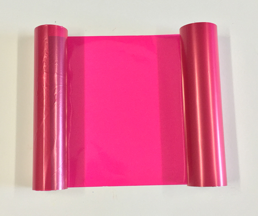 Transfer Foil Hot Pink 110mm x 50m