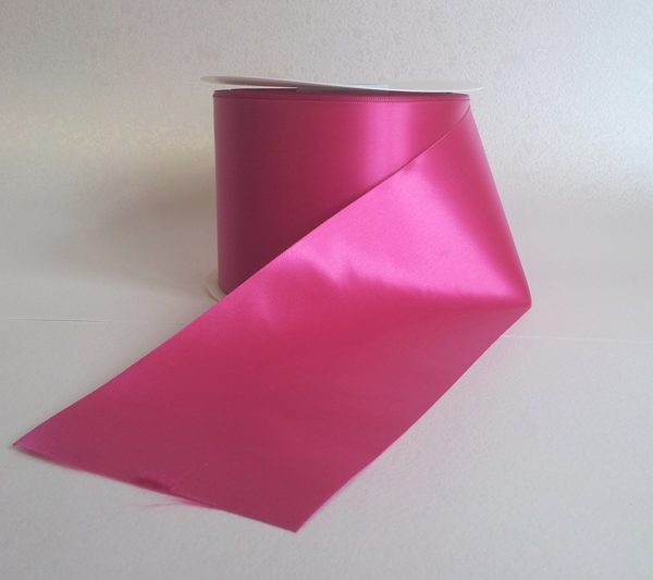 Hot Pink Fiesta Ribbon