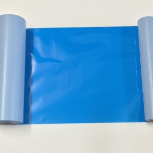 Transfer Foil NEW Electric Blue 110mm x 50m