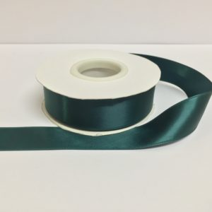 ( Col. 69 ) Dark Green Double Faced Satin