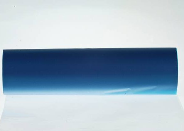 Water resistant Transfer Foil - Blue - 110mm x 50m