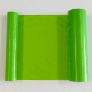 Transfer Foil Lime Green 110mmx50m