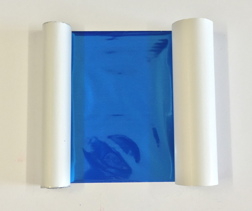 Transfer Foil Metallic Blue 110mmx50m