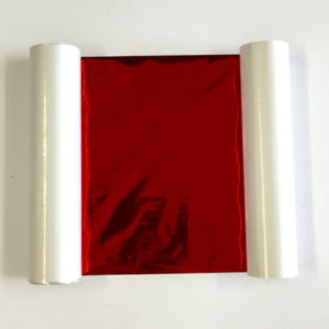 Transfer Foil Metallic Red 110mmx50m