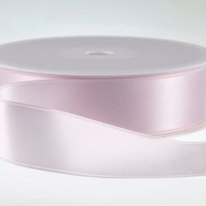 ( Col. 30 ) Pale Pink Double Faced Satin