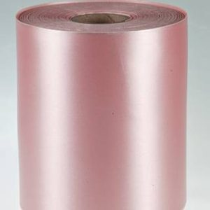 Peach Polyester Ribbon