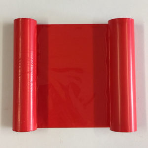 Transfer Foil Red 110mmx 50m