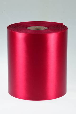 Red Polyester Ribbon