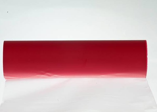 Water Resistant Transfer Foil - Red - 110mm x 50m