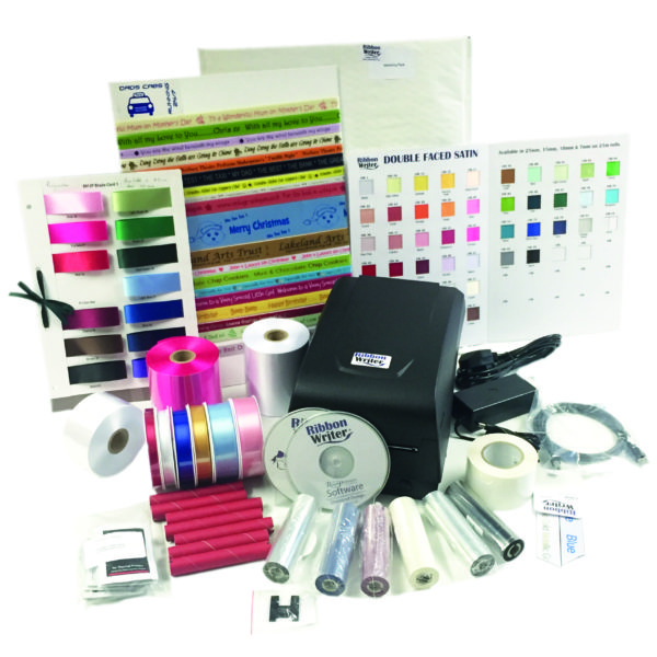 Ribbon Writer Excel Silver Pack