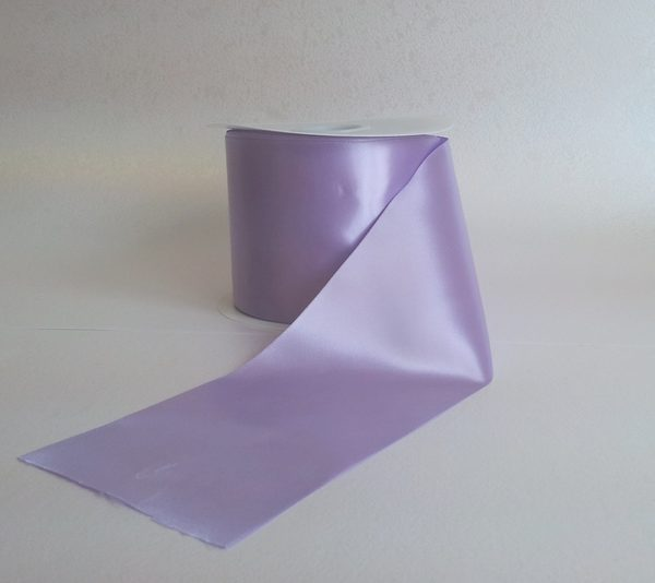 Soft Lilac Fiesta Ribbon