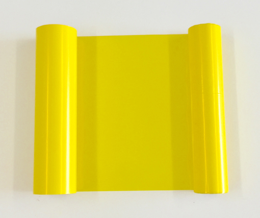 Transfer Foil Yellow 110mm x 50m