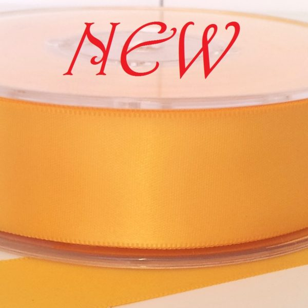 ( Col. 15 ) Yellow Gold Double Faced Satin