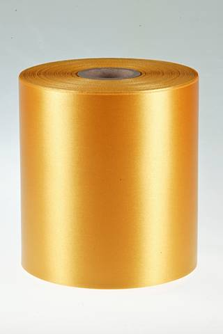 Yellow Polyester Ribbon