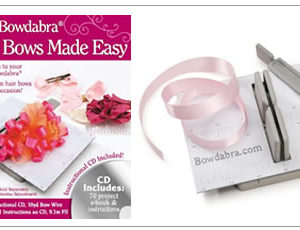 Bowdabra - Hair Bow Making Kit