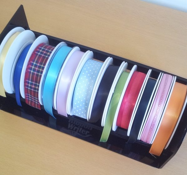 Ribbon Rack Black 25cm x 12cm